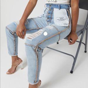Manière De Voir Straight leg jeans